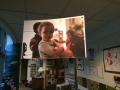 Ella immortalized at the UM-Flint ECDC